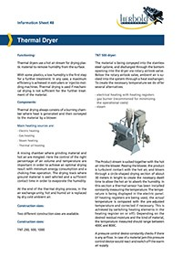 Thermal Dryer