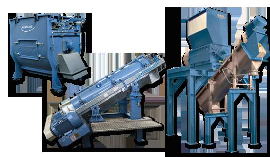 In-Stock Wash Line Equipment