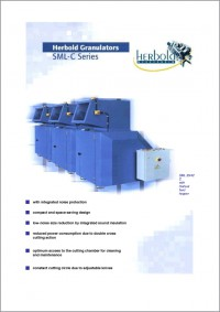 Herbold Granulators SML-C Series